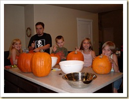 Carving Pumpkins (1) (Medium)
