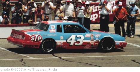 'Richard Petty #43' photo (c) 2007, Mike Traverse - license: http://creativecommons.org/licenses/by-sa/2.0/