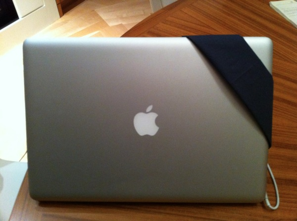 MacBook Pro Black Ribbon