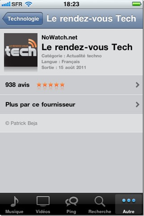 podcasts iphone bug