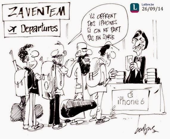 iPhone e viatge en Síria