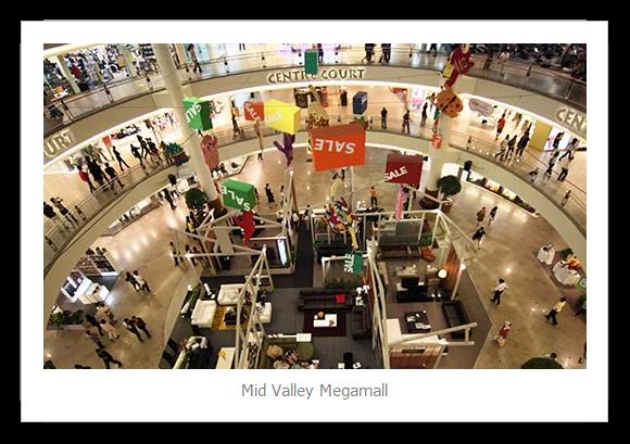 Malaysia Shopping Mall