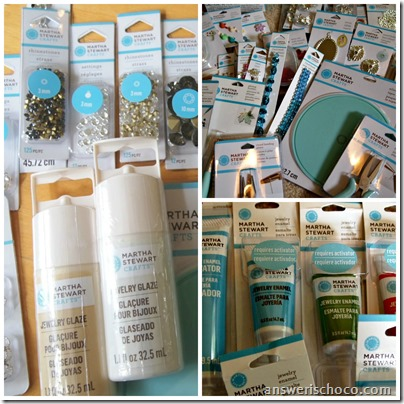 Martha Stewart Jewelry Supplies