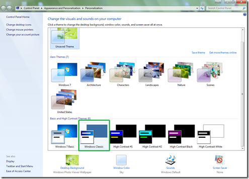 Windows Classic Gives Windows 2000 Like User Interface On Windows 7