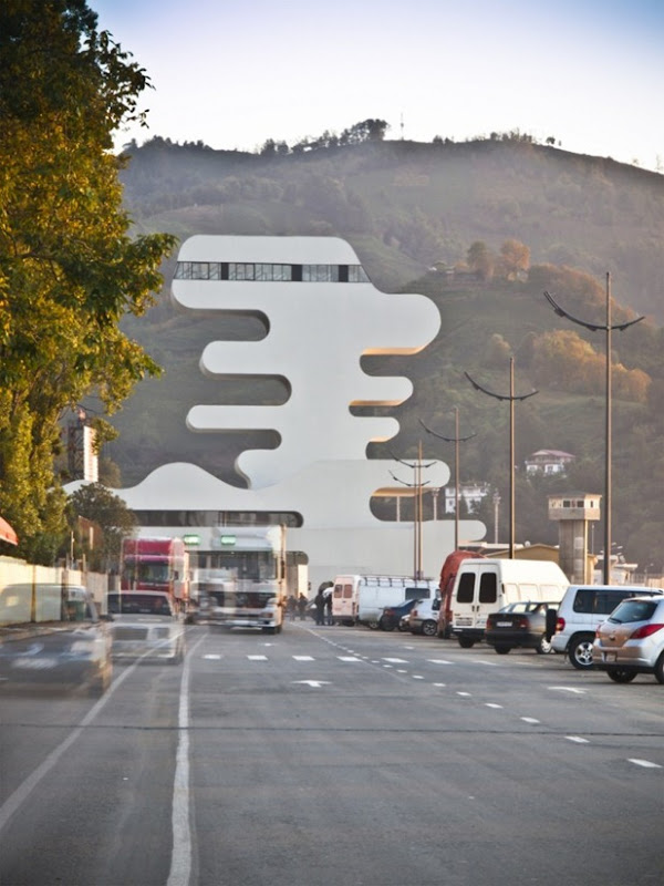 sarpi border checkpoint by j. mayer h. architects 2