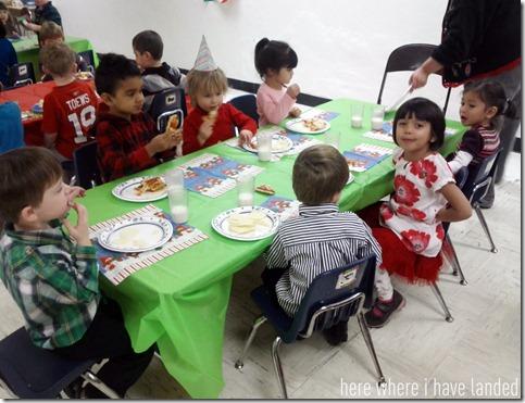 HolidayPartyAtSchool