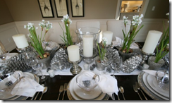 Christmas Table - Houzz