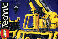 LEGO Technic Promo Catalog - 1995