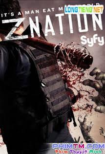 Cuộc Chiến Zombie :Phần 3 - Z Nation Season 3 Tập 8 9 Cuối