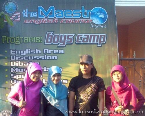 Maestro - Lembaga Kursus Kampung Inggris Pare Kediri Jawa Timur