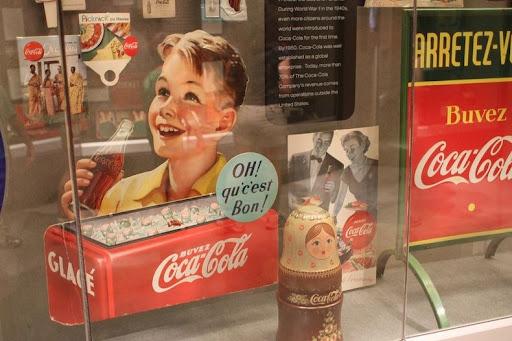 coca cola factory atlanta ga