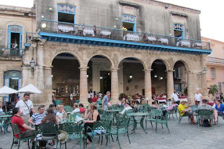 Obiective turistice Cuba: centrul vechi din Havana