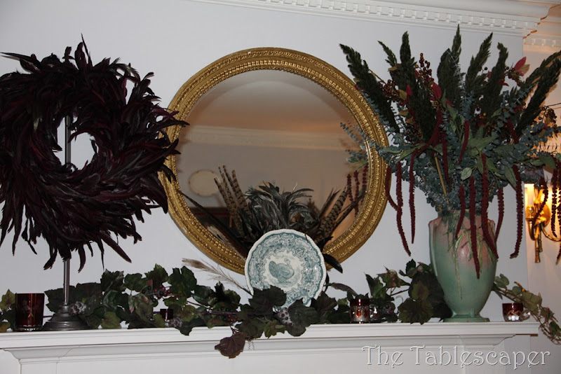 Thanksgiving Mantel 077