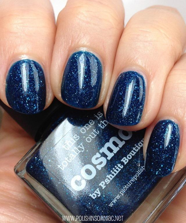 Picture Polish Cosmos nail polish