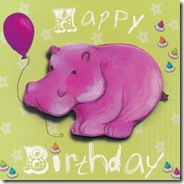 The Tickle Company Birthday Card