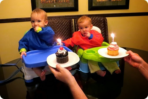 Twins' First Birthday Party with the Godbys