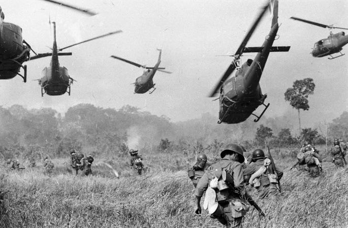 Resultado de imagem para guerra do vietnã