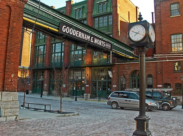 Distillery District of Toronto