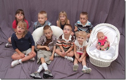 nine kids
