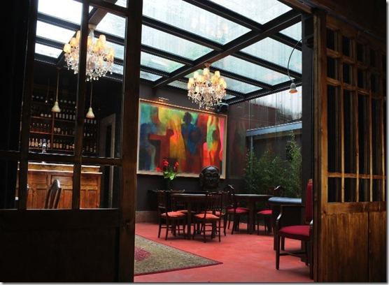 Terrasse Elisabete do Café Lusitano 10