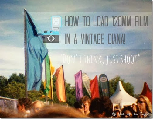 how to load a vintage diana