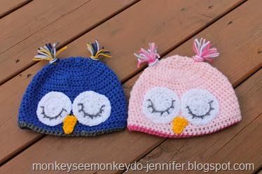 owl hats (2)