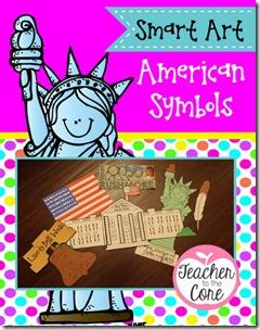 American Symbols Art Cover-001