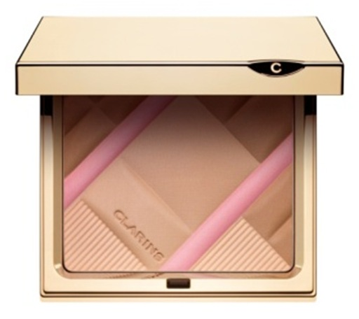 Clarins Face & Blush Palette AW Fall 2012