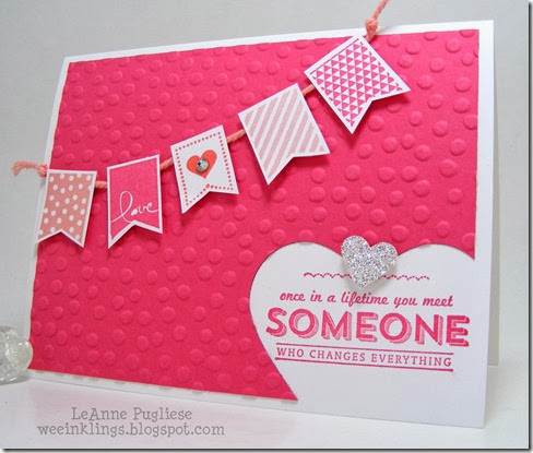 LeAnne Pugliese WeeInklings SAB 2014 Stampin Up