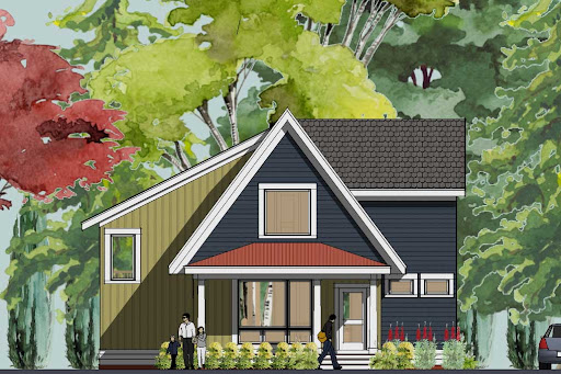 FreeGreen House Plans | Modern, Cottage, Small, Cabin, Country