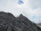 Trikora - view east along summit ridge (Ricky Munday, Dec 1, 2010)