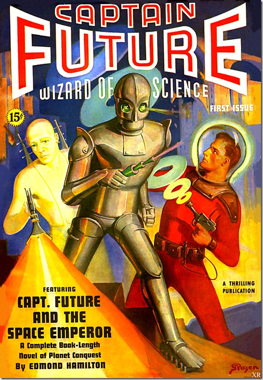 Captain Future 1942