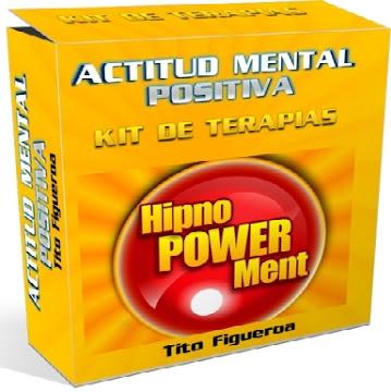 HIPNOPOWERMENT, Tito Figueroa [ Audiolibro ] – Terapia de Hipno-Empoderamiento Mental para vencer el letargo y alcanzar tus metas