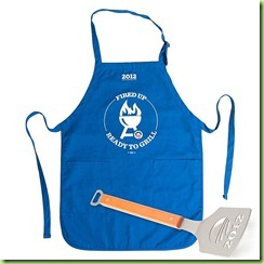 fired up apron