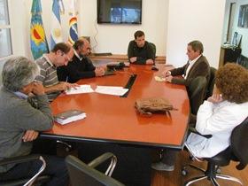 Juan Pablo de Jesús firmó convenio con la Universidad Nacional de San Martín