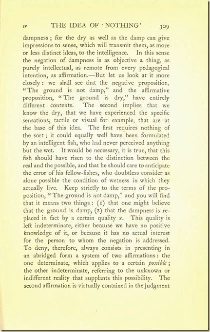 Bergson. Creative Evolution. 1911 creativeevolutio00berguof.test.t_Page_323