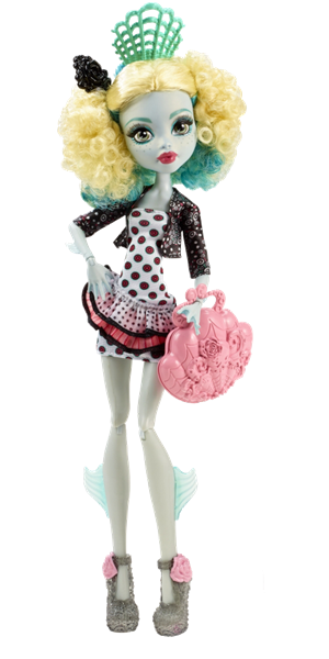 Monster High Lagoona Exchange Flamenca