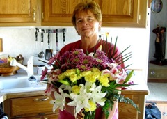 Mother's Day Flowers from Dawn