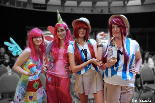 Pony Con 2013 Sydney Australia Cosplay (4)