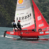 The BlackBerry 12th Hobie Challenge - Sponsor Mobile 1