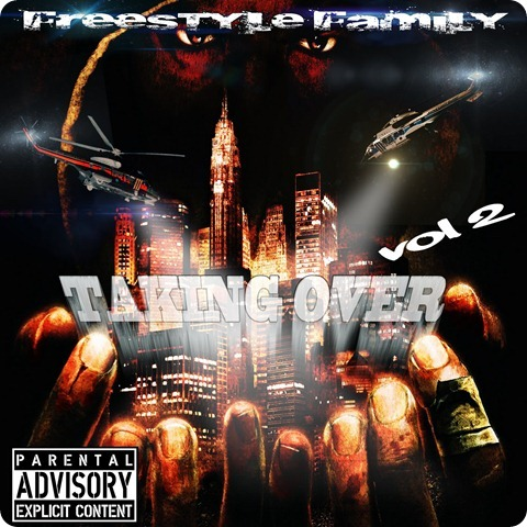 Taking Over Vol2 Front