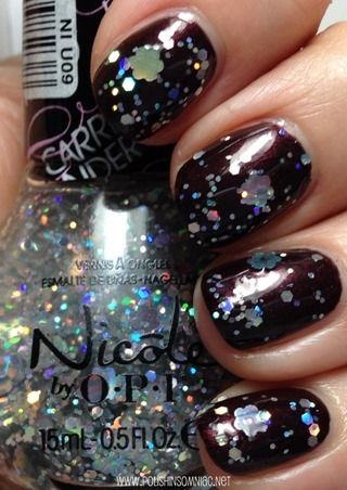 Polish Insomniac Nicole By Opi Carrie Underwood
