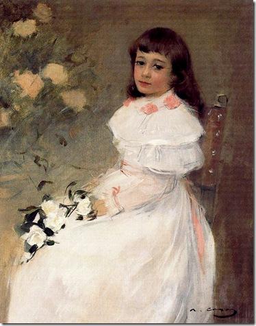 ramon casas i carbo_Retrato de María Rusiñol_1893