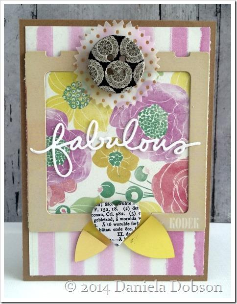 Fabulous  by Daniela Dobson