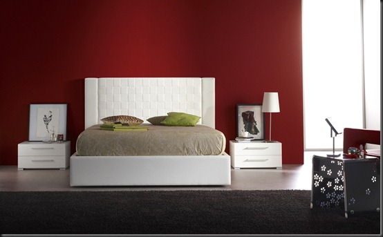 Elegantes dormitorios para tu hogar decoracion de interiores for Decoracion habitacion matrimonio moderna