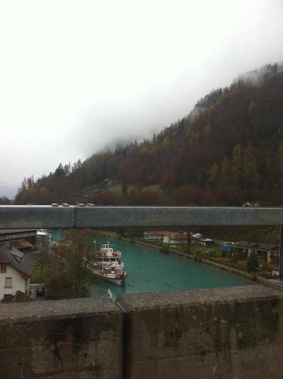 انترلاكن سويسرااا