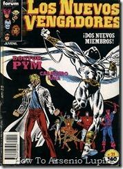 P00021 - Los Nuevos Vengadores #21