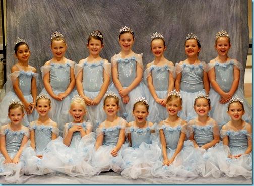 2010-2011 Ballet class