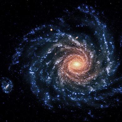 NGC 1232 no óptico