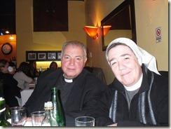 Josecitos Geburtstag, Abendessen mit Ruben Frassia und Mutter H 008